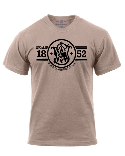 Rothco 3713 Smith & Wesson Established 1852 T-Shirt