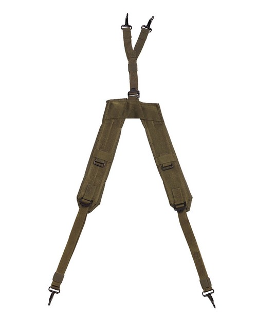 Rothco 40055 GI Type Enhanced Y LC-1 Suspenders