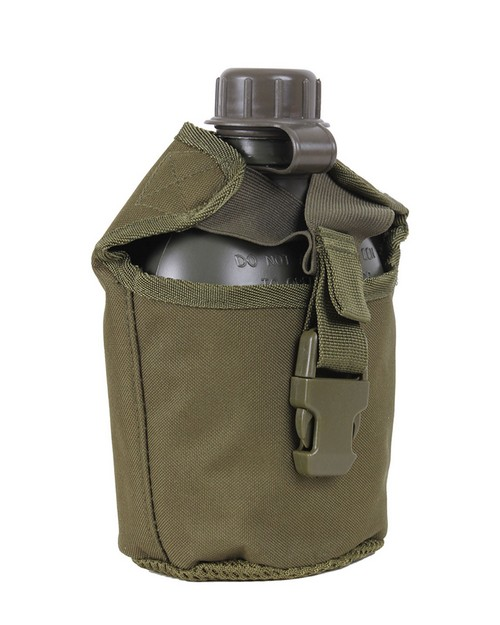 Rothco 40111 MOLLE Compatible 1 Quart Canteen Cover