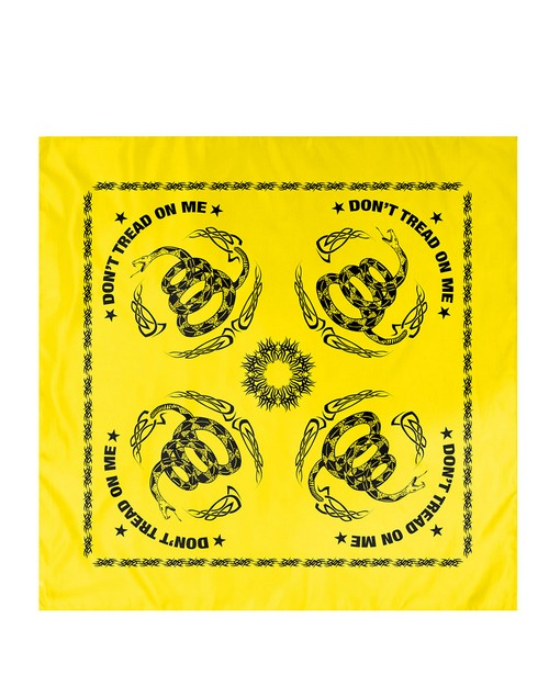 Rothco 4032 Don't Tread On Me Bandana