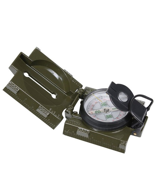 Rothco 416 Military Marching Compass with LED Light
