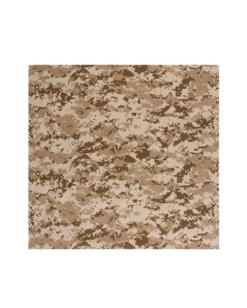 Rothco 4173 Large Digital Camo Bandana