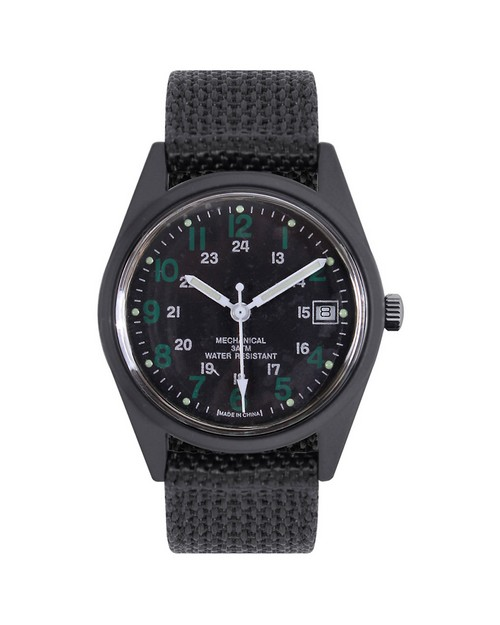 Rothco 4228 G.I. Type Vietnam Era Wind Up Watch