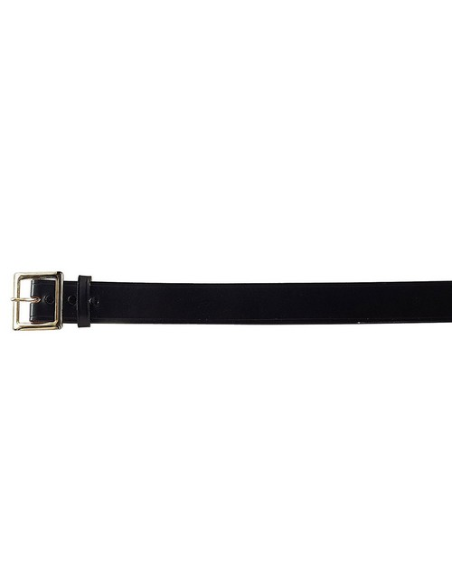 Rothco 4230 Black Genuine Cowhide Garrison Belt
