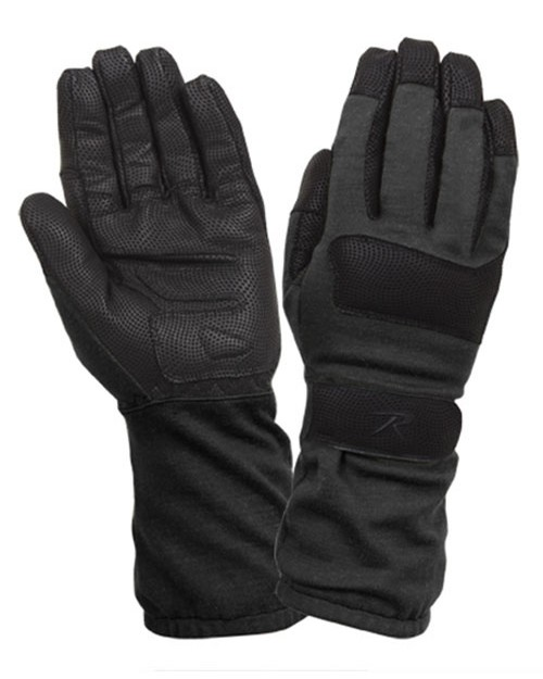 Rothco 4421 Fire Resistant Griplast Military Gloves