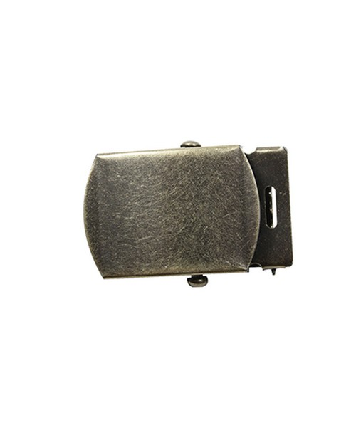 Rothco 4473 Vintage Brass Military Roller Buckle