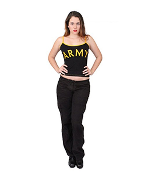 Rothco 4475 Army Womens Tank Top