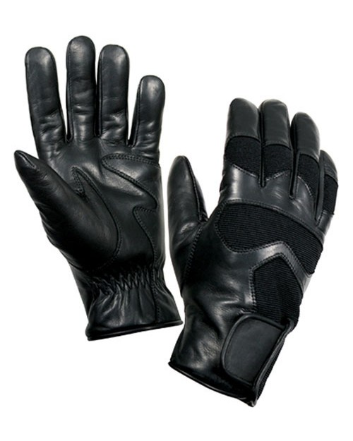 Rothco 4480 Cold Weather Leather Shooting Gloves