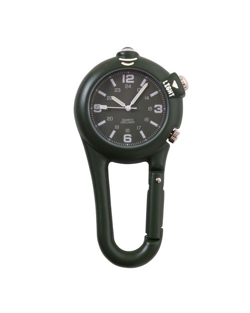 Rothco 4500 Clip Watch w/ LED Light