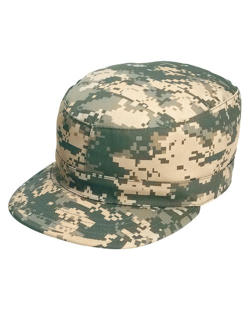 Rothco 4510 Camo Fatigue Caps