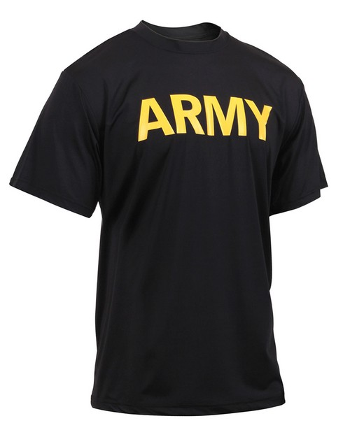 Rothco 46020 Army Physical Training Shirt