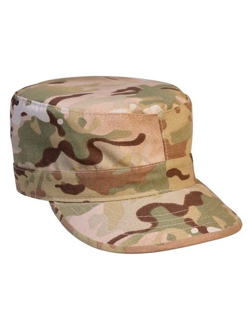 Rothco 4611 Multicam Rip-Stop Fatigue Cap