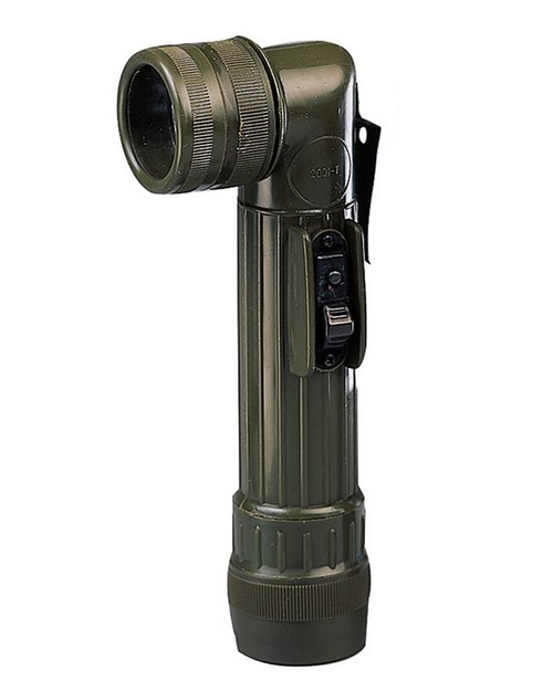 Rothco 488 Army Style C-Cell Flashlights