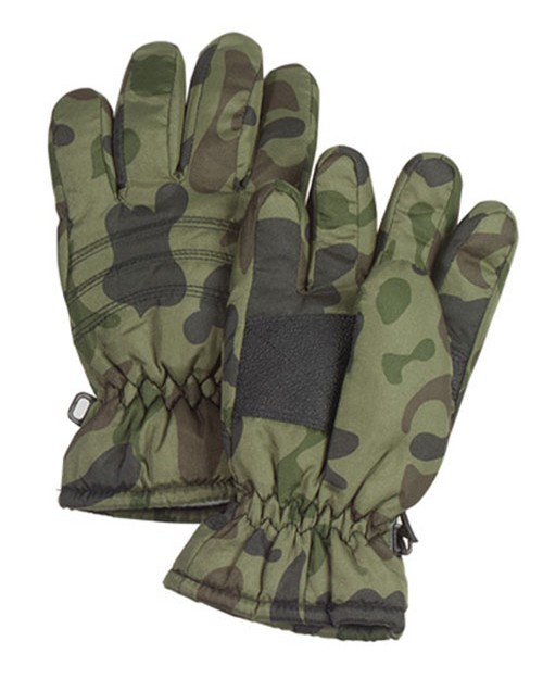 Rothco 4943 Kids Camo Thermoblock Insulated Gloves