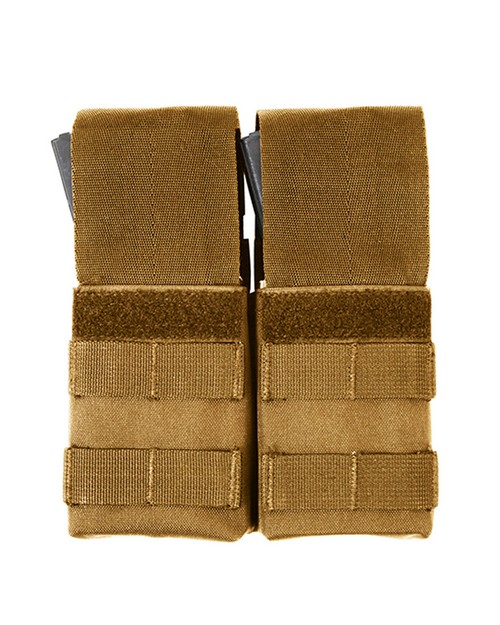 Rothco 50115 MOLLE Double M16 Pouch with Inserts