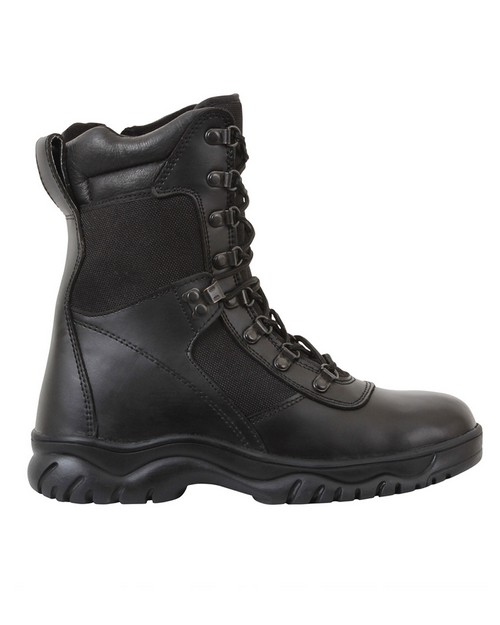 Rothco 5053 Forced Entry Tactical Boot With Side Zipper / 8