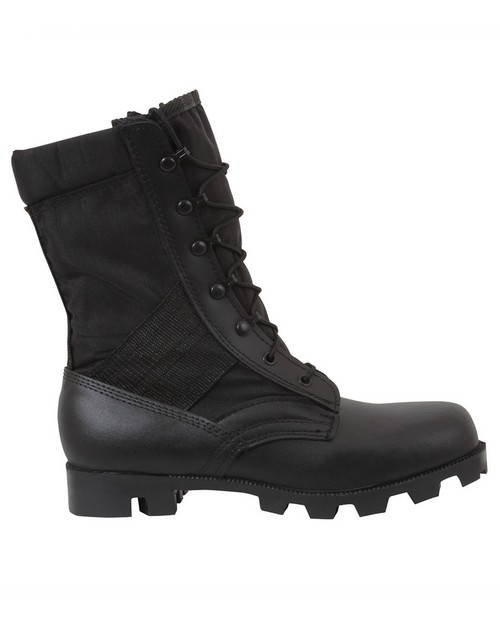Rothco 5090 Black G.I. Type Speedlace Jungle Boot