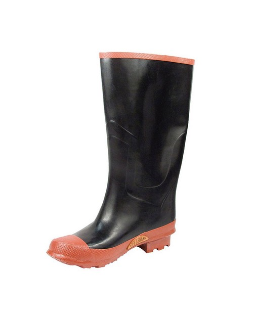Rothco 5117 15.5 Inch Rubber Rain Boot