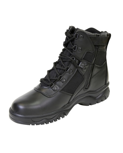 Rothco 5190 6 Inch Blood Pathogen Resistant & Waterproof Tactical Boot