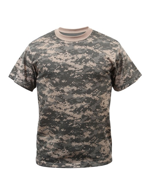 Rothco 5210 Digital Camo T-Shirt