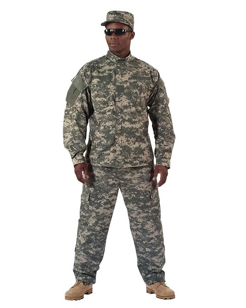 Rothco 5214 Army Combat Uniform Shirt
