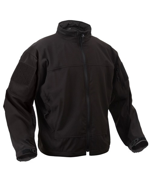 Rothco 5262 Covert Ops Light Weight Soft Shell Jacket