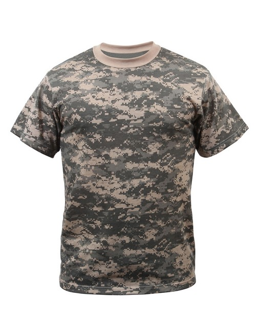 Rothco 5265 Kids Digital Camo T-Shirt