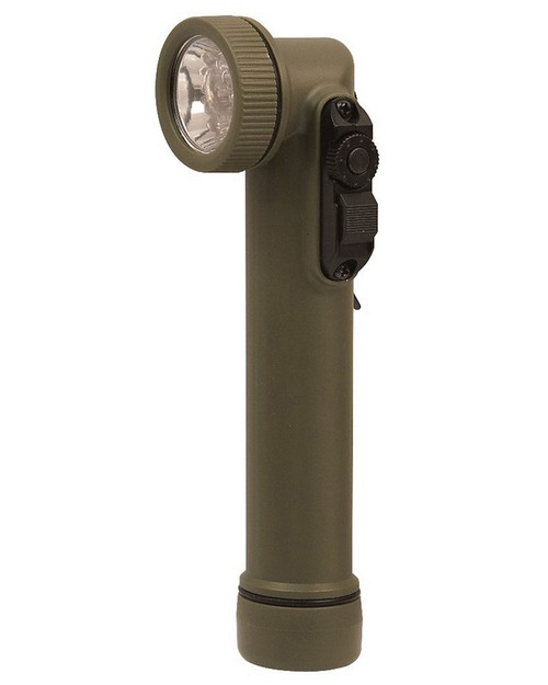Rothco 527 Mini LED Army Style Flashlight