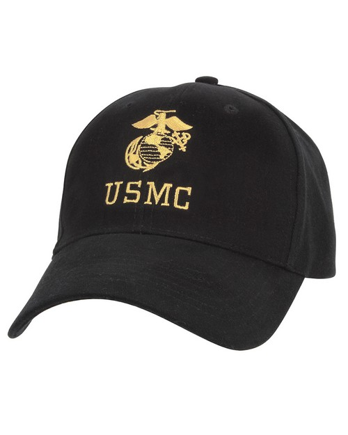 Rothco 5327 USMC With Globe & Anchor Insignia Cap