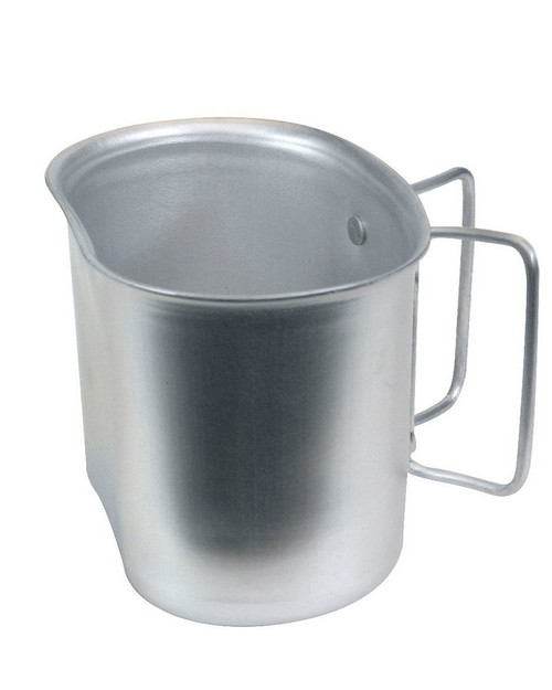 Rothco 542 GI Style Aluminum Canteen Cup