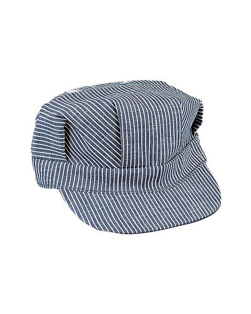 Rothco 5448 Hickory Stripe Engineer Cap