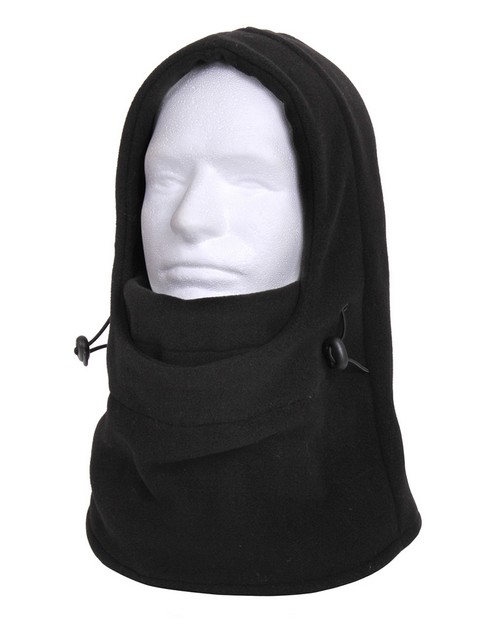 Rothco 55580 3 In 1 Adjustable Double Layer Fleece Balaclava