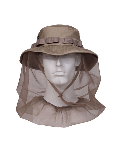 Rothco 5583 Boonie Hat With Mosquito Netting
