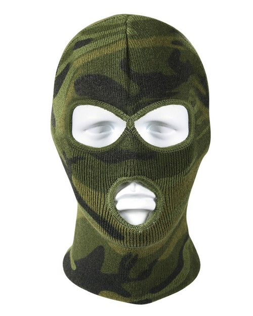 Rothco 5596 Deluxe 3-Hole Face Mask