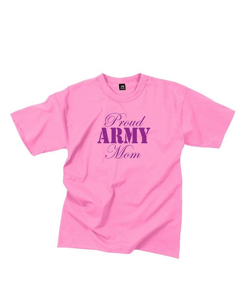Rothco 5690 Proud Army Mom T-Shirt