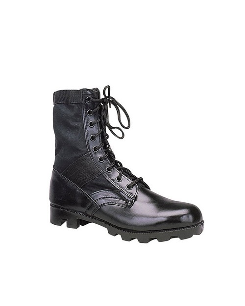 Rothco 5781 G.I. Type Black Steel Toe Jungle Boot