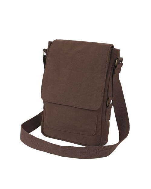Rothco 5795 Vintage Canvas Military Tech Bag