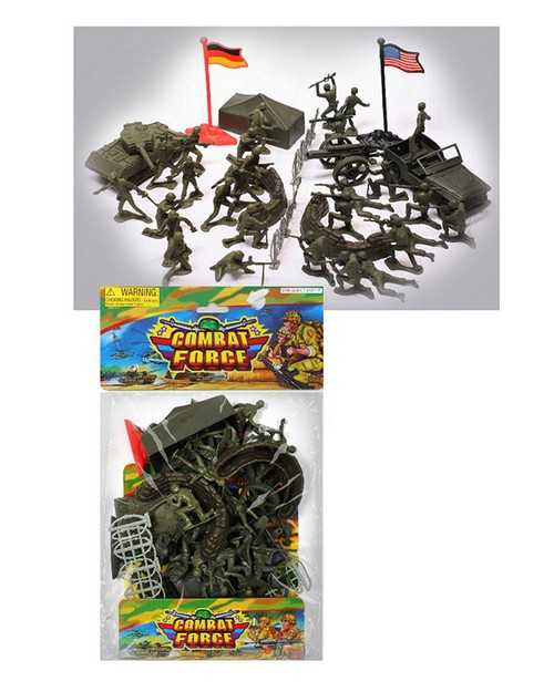 Rothco 592 Combat Force Soldier Play Set