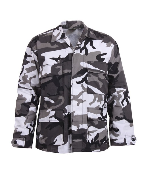 Rothco 5963 Color Camo BDU Shirt