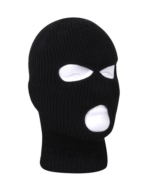 Rothco 5989 Fine Knit Three Hole Facemask