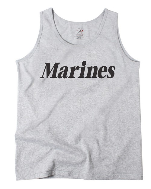 Rothco 60052 Military Physical Training Tank Top