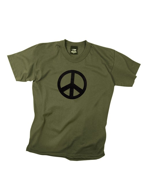 Rothco 60057 Peace T-shirt