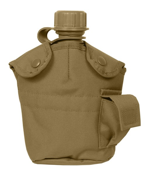 Rothco 612 GI Style MOLLE Canteen Cover