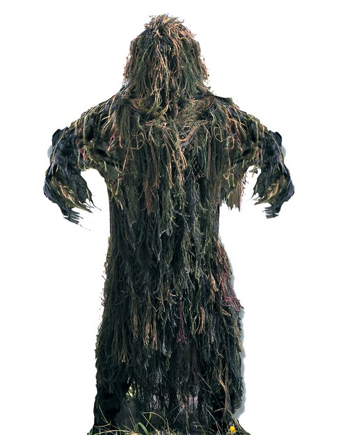 Rothco 64127 Lightweight All Purpose Ghillie Suit