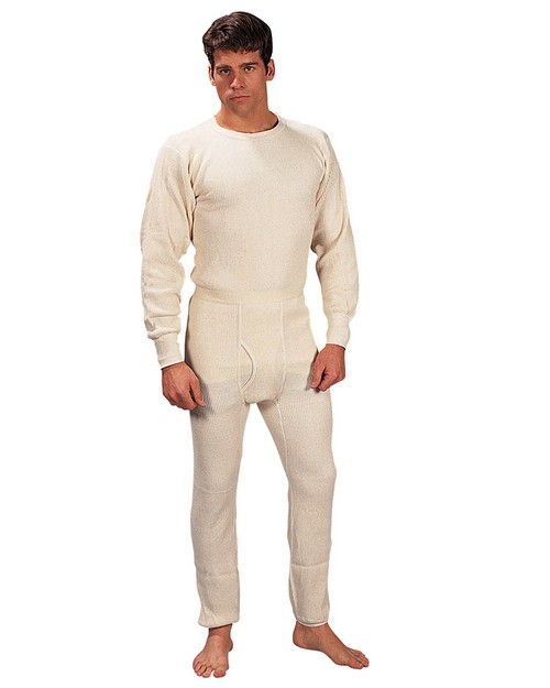 Rothco 6458 Extra Heavyweight Thermal Knit Bottoms