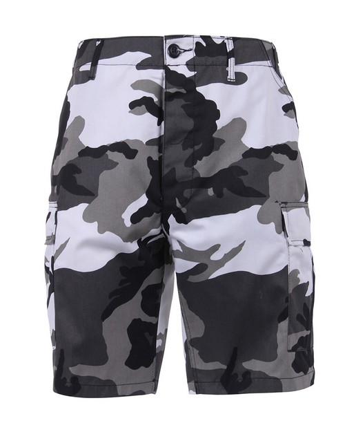 Rothco 65004 Colored Camo BDU Shorts