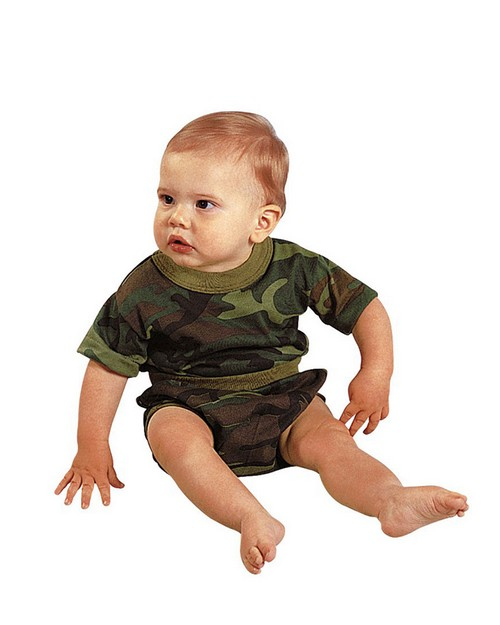 Rothco 6563 Infant Camo T-Shirts