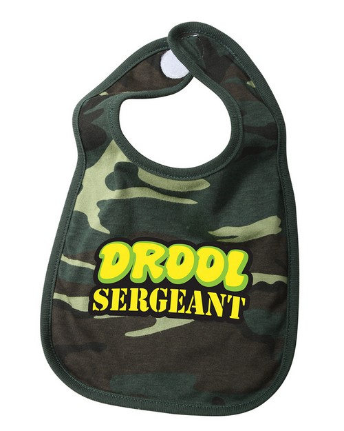 Rothco 66048 Drool Sergeant Infant Bib