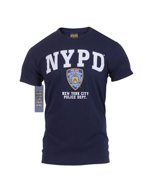 Rothco 6638 Officially Licensed NYPD T-shirt