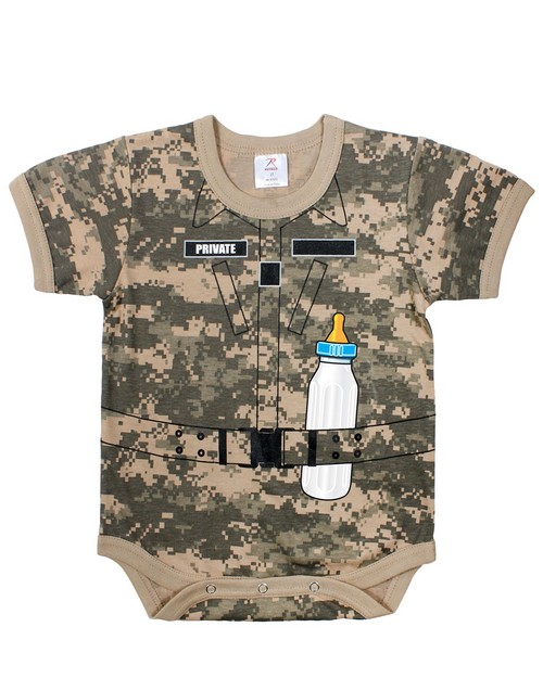 Rothco 67096 Soldier Infant One-Piece